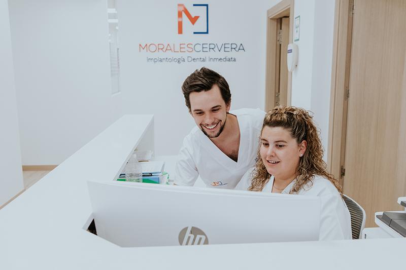 Morales Cervera experiencia y profesionalidad