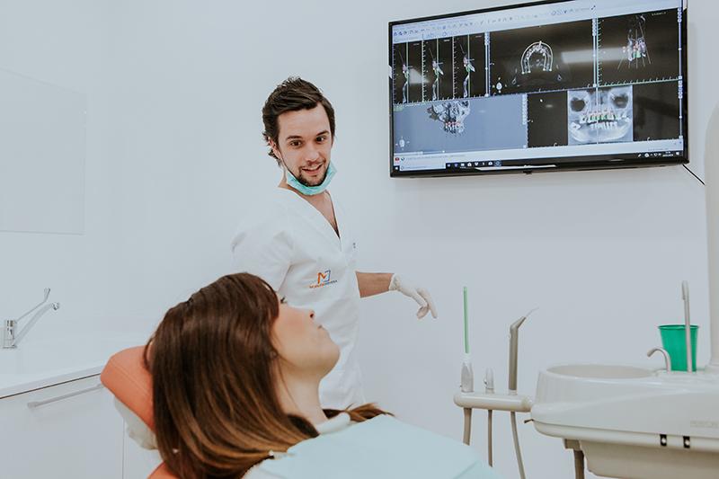 Morales Cervera clínica dental innovación en Palencia